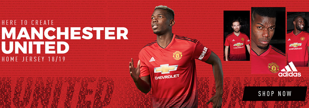 Manchester United 18/19
